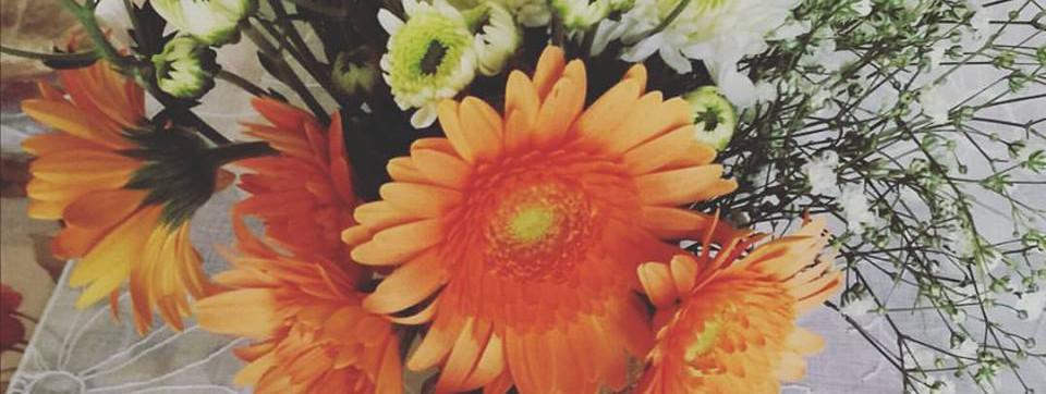 お花と遊ぼう♪